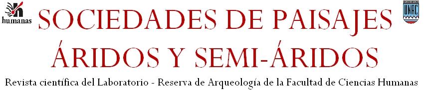 SOCIEDADES DE PAISAJES ÁRIDOS Y SEMIÁRIDOS